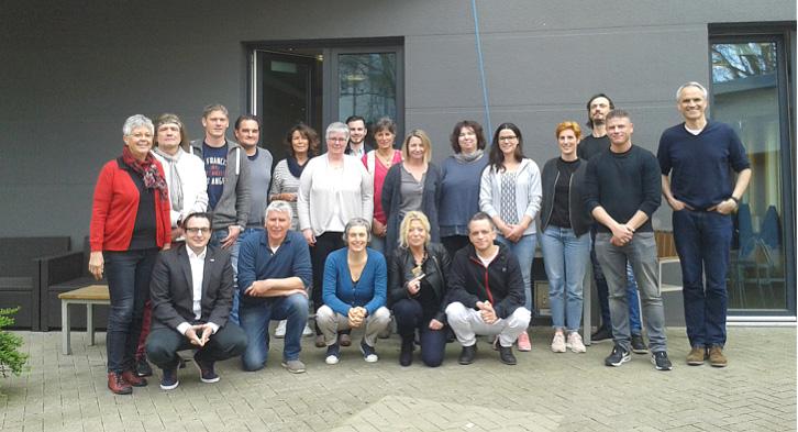 Foto vom Ausbildungskurs